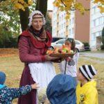 Svatováclavská slavnost - dar pro paní rychtářku